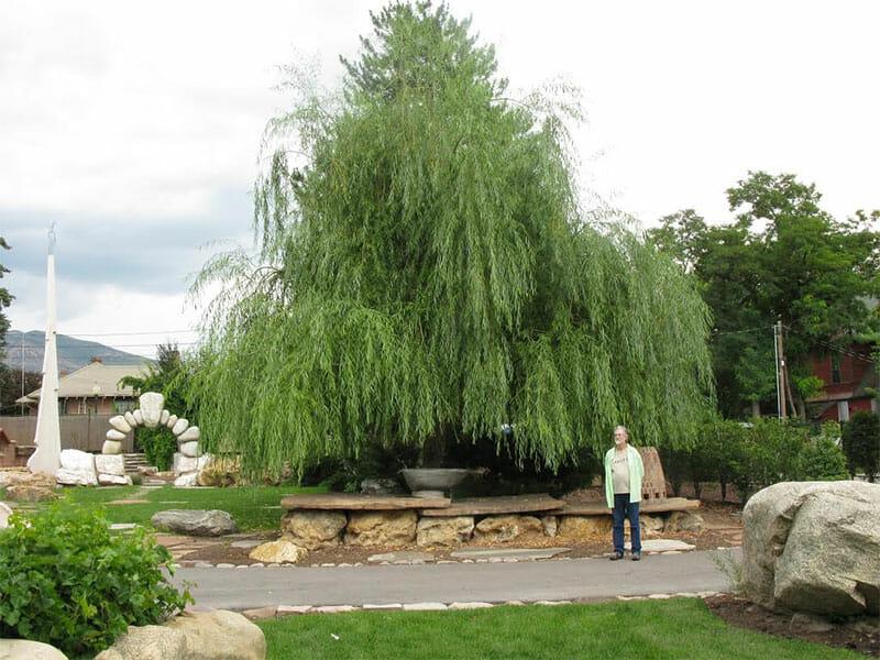 The Altar in Gilgad Garden, Salt Lake City