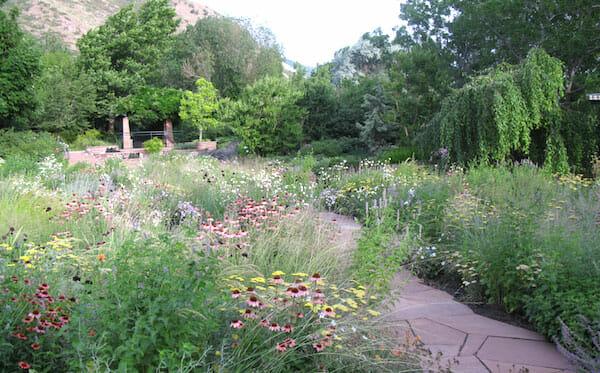 The Scent Garden within Red Butte Garden